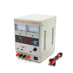 alimentazione elettrica AC/DC / ad uscita variabile / con protezione contro cortocircuiti / con uscita USB