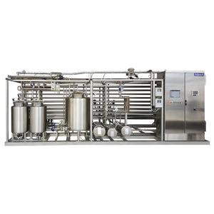 sterilizzatore di processo / a vapore / UHT / per latticini