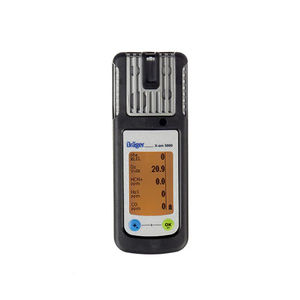 rivelatore di gas / di ossigeno / portatile / industriale