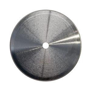 lama per sega circolare / in acciaio / per metalli non ferrosi / per tubi