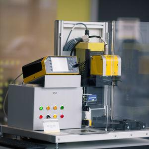 macchina di marcatura a micropercussione