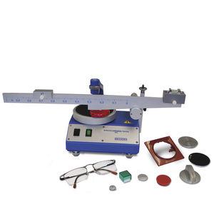 durometro per prove di resistenza alle scalfiture