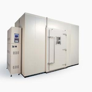 camera per test di raffreddamento