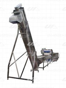 lavatrice agroalimentare per ciliege