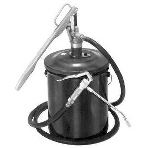 pompa a stantuffo / a grasso / manuale / industriale