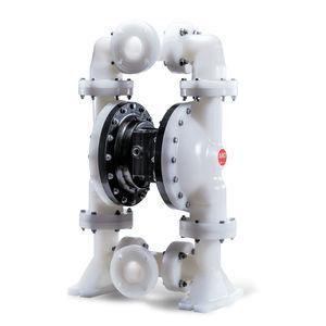 pompa a doppia membrana / ad acqua / per prodotti chimici / pneumatica