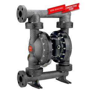 pompa per prodotti chimici / pneumatica / autoadescante / a doppia membrana
