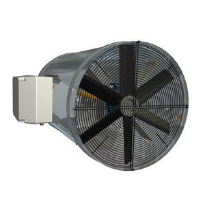 generatore di aria calda sospeso