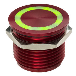 interruttore piezo / unipolare / luminoso / AC