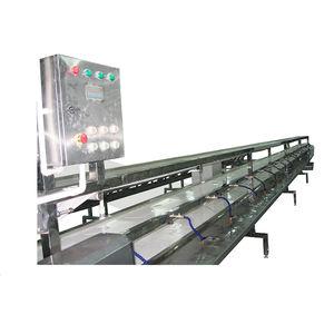 linea di produzione per l'industria agroalimentare