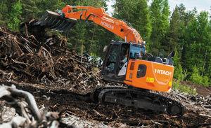 escavatore intermedio