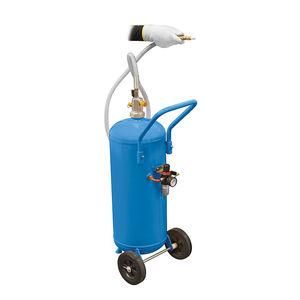 macchina per pulizia a soffiaggio d'aria