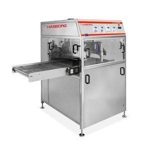 macchina per rivestimento di cioccolato / in acciaio inossidabile