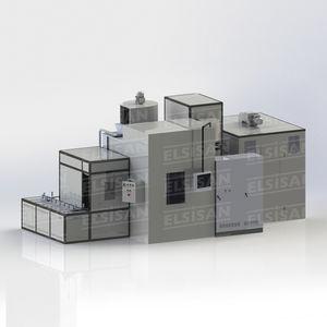 unità di spruzzatura di vernice bicomponente / per liquidi / automatica / per verniciatura