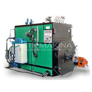 generatore di vapore a gas naturale