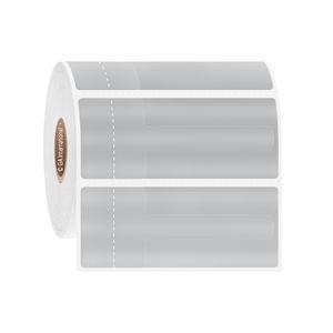 etichetta di identificazione / a trasferimento termico / con motivo stampato / per applicazioni industriali