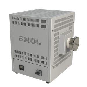 forno per trattamento termico / tubolare / elettrico / per alta temperatura