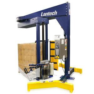 avvolgitrice fasciapallet a braccio rotante / automatica / per carichi pesanti / per prodotti finiti