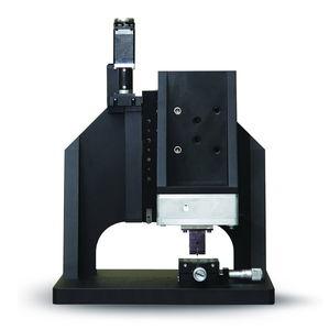 apparecchiatura per test di indentazione per test nanomeccanici