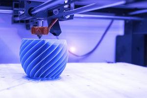 stampa 3D ABS / medica / per il settore aerospaziale / per l'industria elettronica