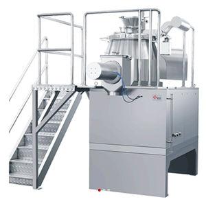 granulatore oscillante / umido / per l'industria agroalimentare / per l'industria chimica