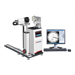 macchina per prova di calibrazione