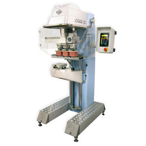 macchina tampografica a calamaio ermetico / a 2 colori / a 4 colori / a 3 colori