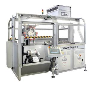 macchina da stampa multicolore / per matiere plastiche / per oggetti cilindrici / automatica