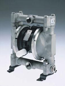 pompa per olio / pneumatica / sommersa / a doppia membrana