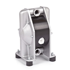 pompa per prodotti agroalimentari / pneumatica / a membrana / industriale