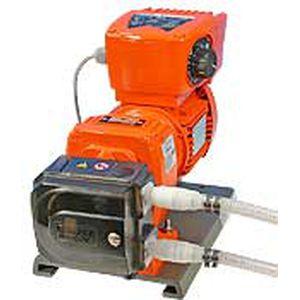 pompa ad acqua / con motore elettrico / peristaltica / industriale