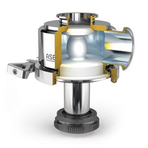 valvola a membrana radiale / in lega / di processo / igienica