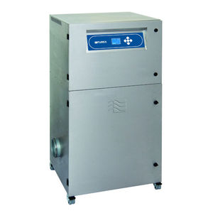 aspiratore di fumo mobile / ad uso industriale / per forno / con filtro a carbone attivo