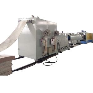 linea di produzione per tubi flessibili