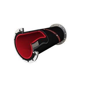 tubo rigido in gomma