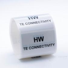 etichetta a trasferimento termico