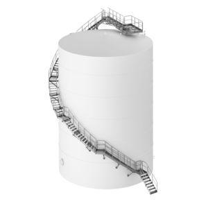 scala per cisterna