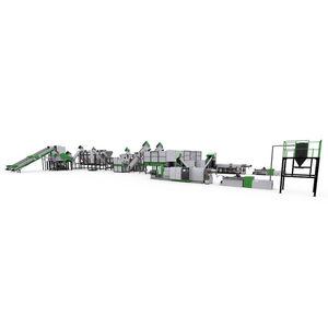 unità di riciclaggio per termoplastici