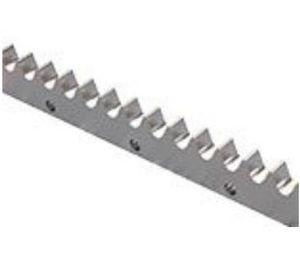 cremagliera a dentatura diritta / senza gioco / di precisione / in acciaio inossidabile