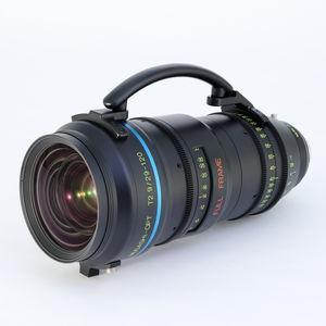 obiettivo per telecamara zoom