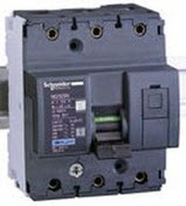 interruttore automatico con dispersione a terra / in scatola stampata / piccolo / ad alte prestazioni