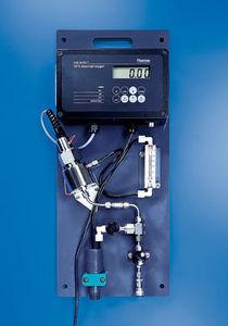 analizzatore di ossigeno / di tracce / da integrare