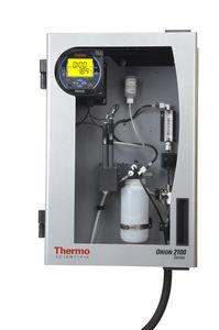 analizzatore d'acqua / di cloro / di concentrazione / da integrare