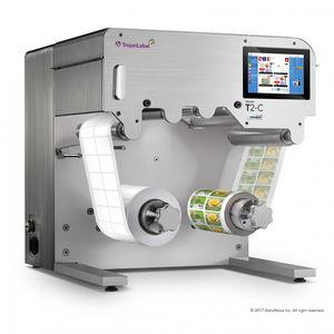 stampante industriale a getto di inchiostro continuo