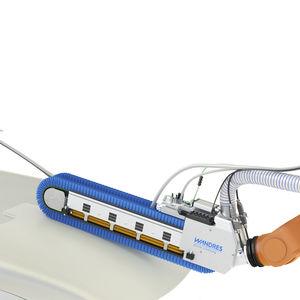 sistema di pulizia con spazzola spada