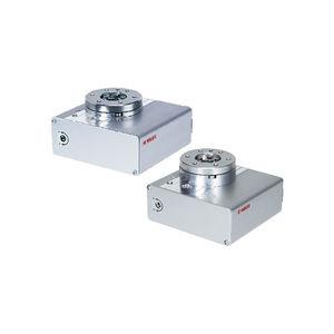 piastra di posizionamento rotativa / a motore / 1 asse / compatta