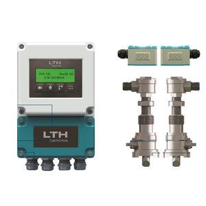 misuratore di portata a ultrasuoni per tempo di transito