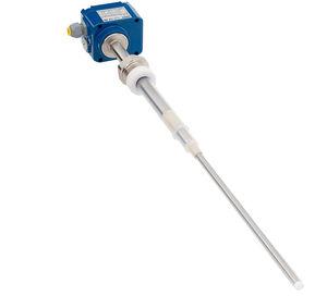 sensore di livello capacitivo / per liquidi / per solidi / in acciaio inossidabile
