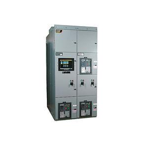 quadro di distribuzione a media tensione / a bassa tensione / isolato ad aria / per distribuzione elettrica
