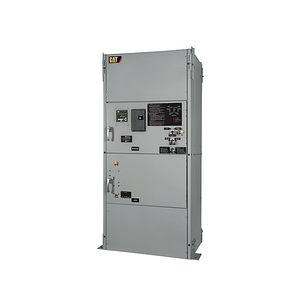 commutatore di trasferimento automatica / chiusa / per alimentazione di emergenza / 4 poli